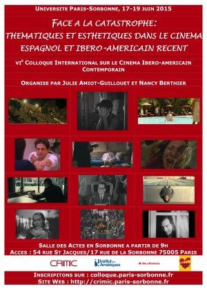 Frente a la catástrofe : temas y estéticas en el cine iberoamericano contemporáneo