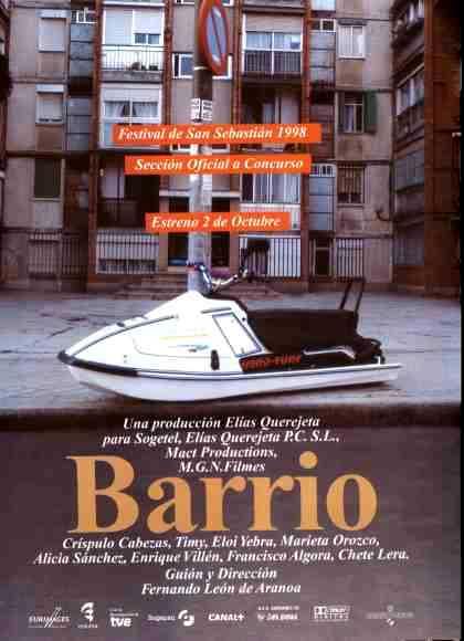 L'humour et le jeu comme armes dans Barrio (Fernando León de Aranoa)