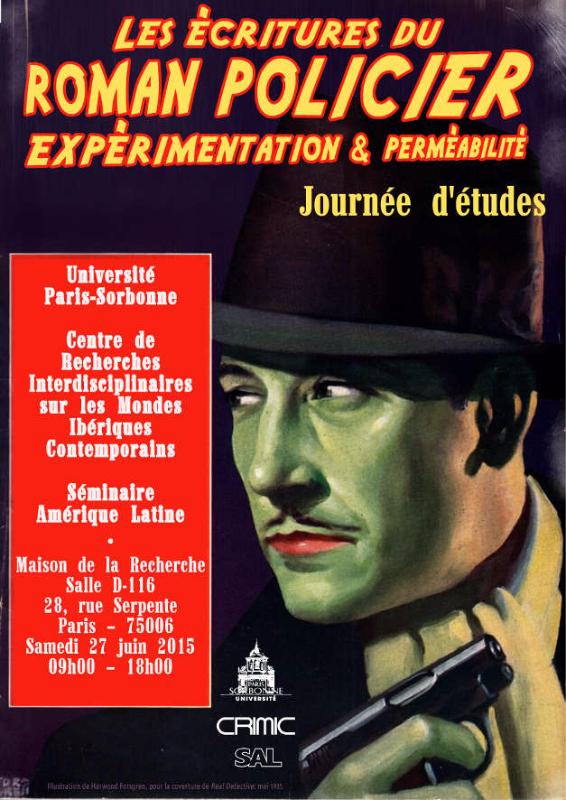 Les écritures du roman policier: expérimentation et perméabilité