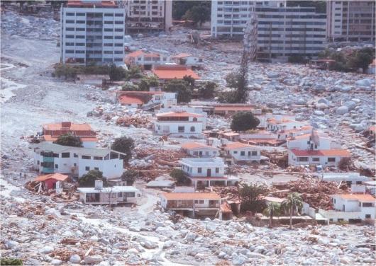 Les émotions suscitées par la catastrophe de Vargas au Venezuela (1999)