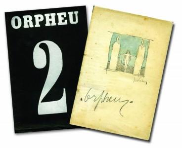 ORPHEU E A MODERNIDADE
