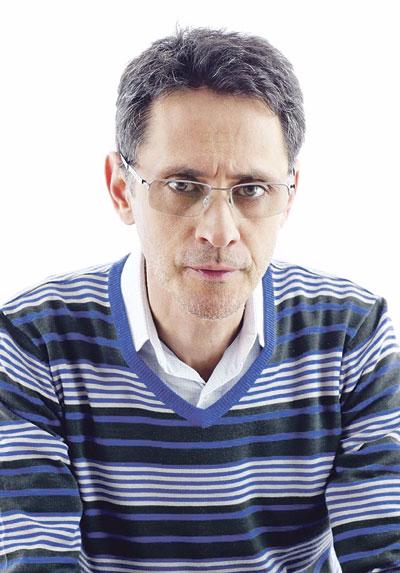 Pablo Montoya: solo a dos voces. Encuentro con el autor