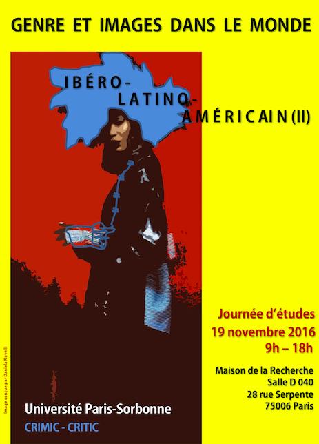 «Genre et images dans le monde ibéro-latino-américain» (II)