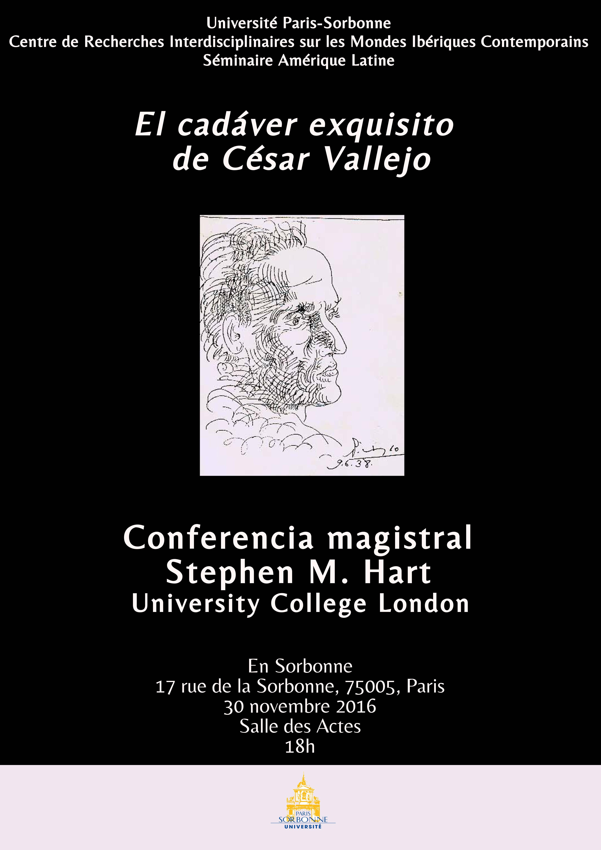 El cadáver exquisito de César Vallejo