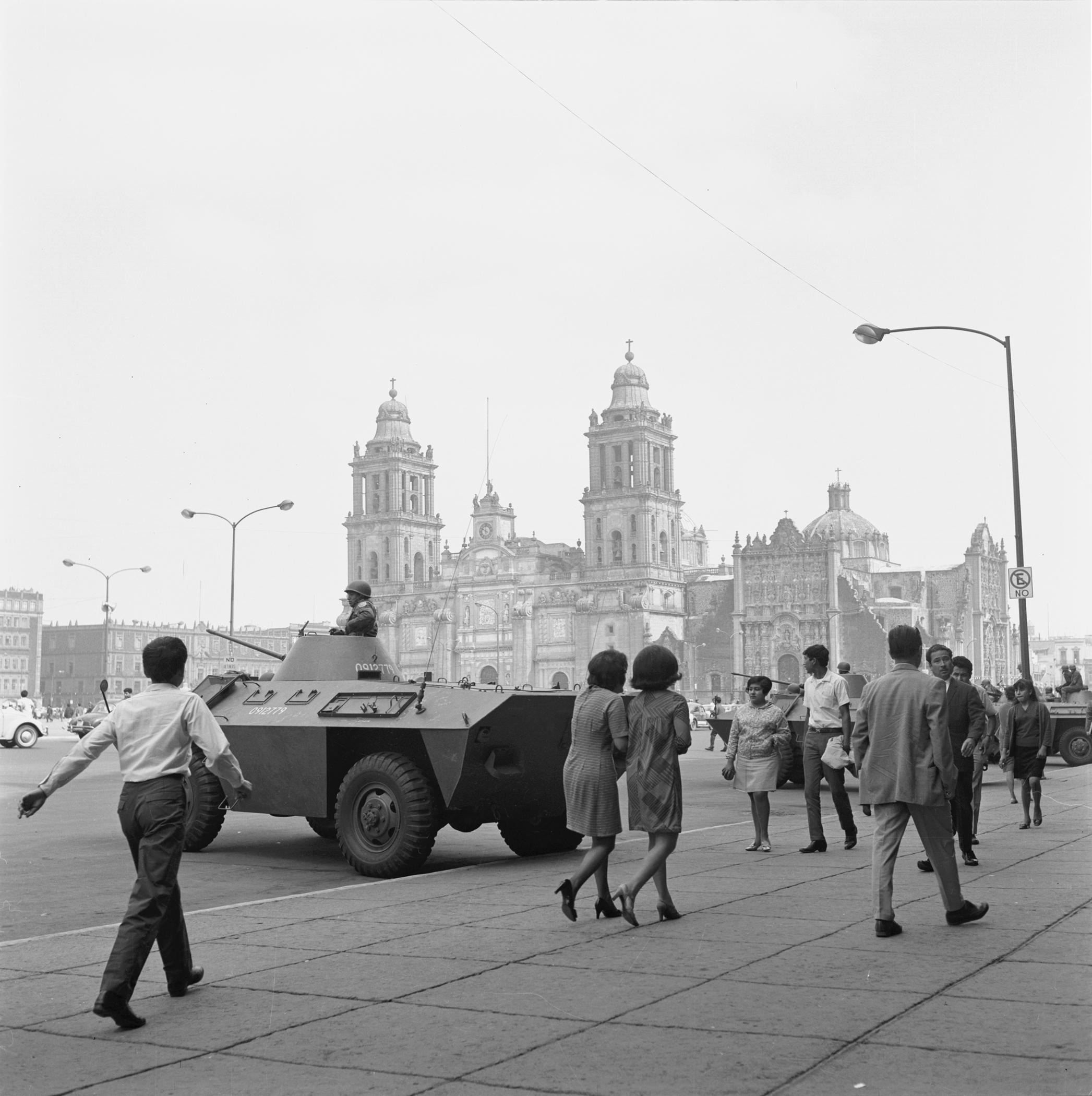 La fotografía y el movimiento estudiantil de 1968 en México