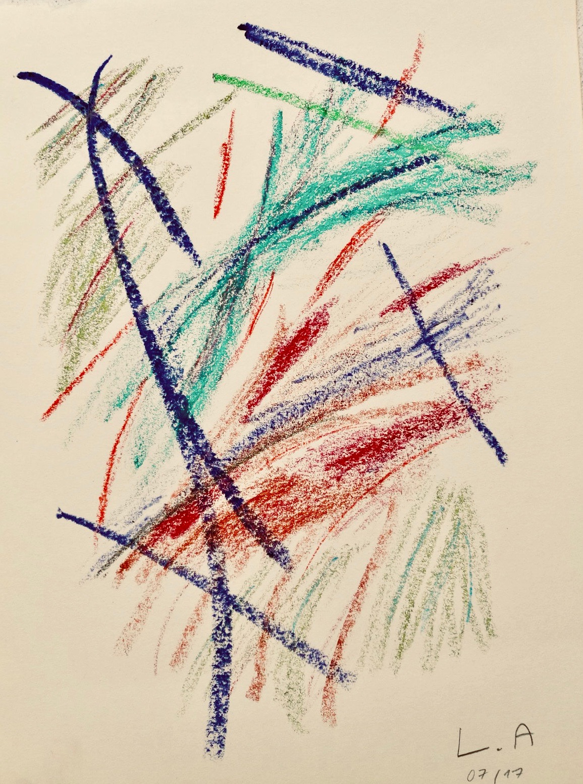 Atelier Arts visuels: interventions de Pedro Escobar Uribe et Carmen Chazzin