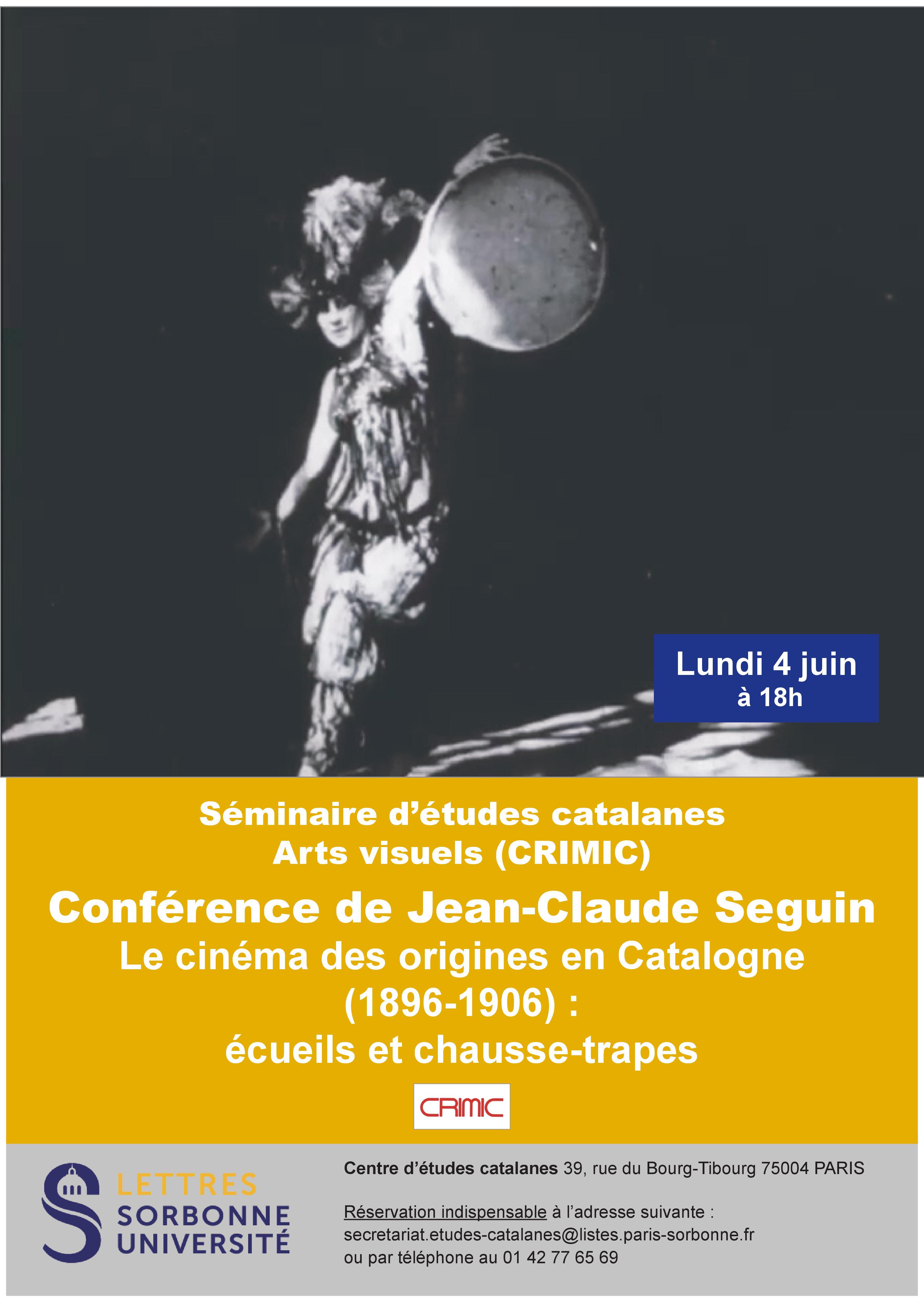 Le cinéma des origines en Catalogne (1896-1906) : écueils et chausse-trapes