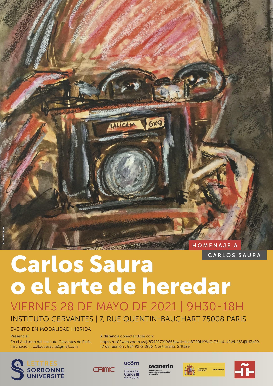 Carlos Saura ou l'art d'hériter / Carlos Saura o el arte de heredar