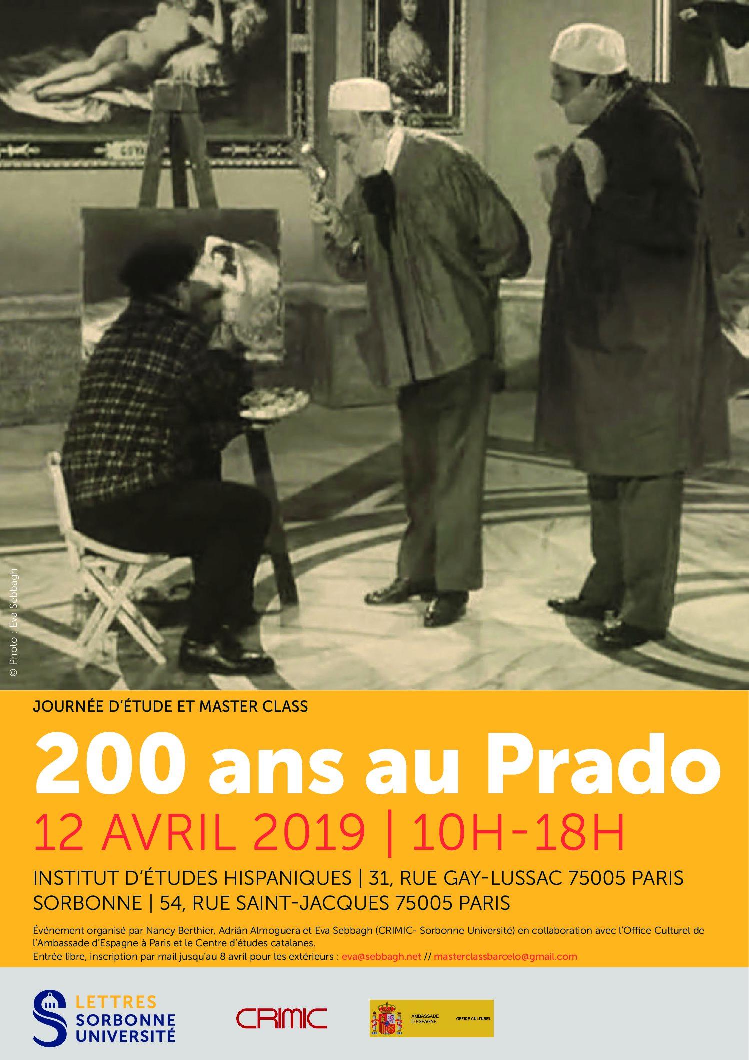 200 años en el Prado / 200 ans au Prado