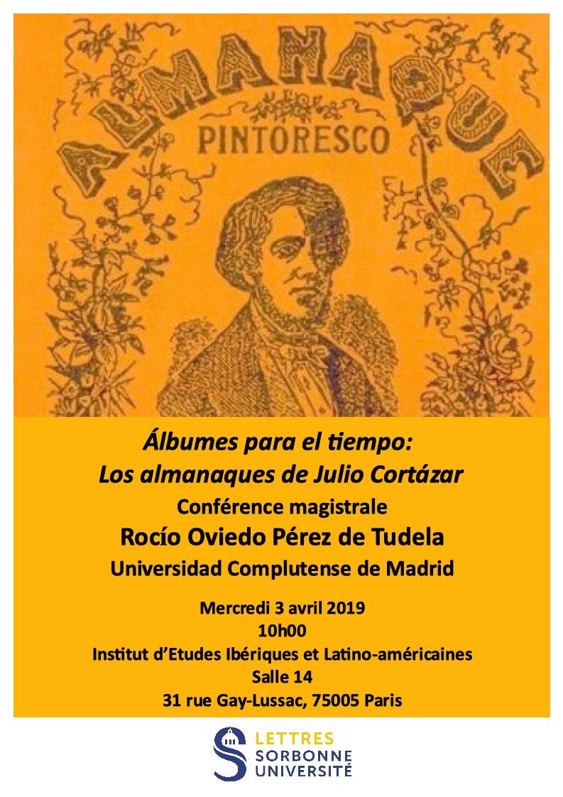 Álbumes para el tiempo:  Los almanaques de Julio Cortázar