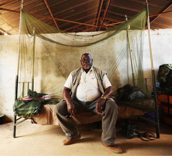 Les images du point de vue de la lutte de libération au Mozambique