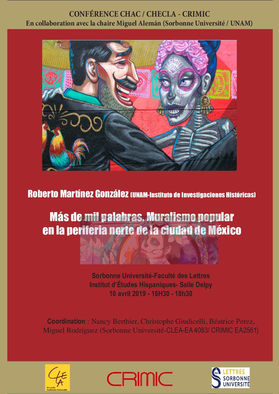 Más de mil palabras. Muralismo popular en la periferia norte de la ciudad de México