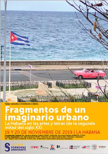 Fragmentos de un imaginario urbano:  La Habana en las artes y letras (de la segunda mitad del siglo XX)