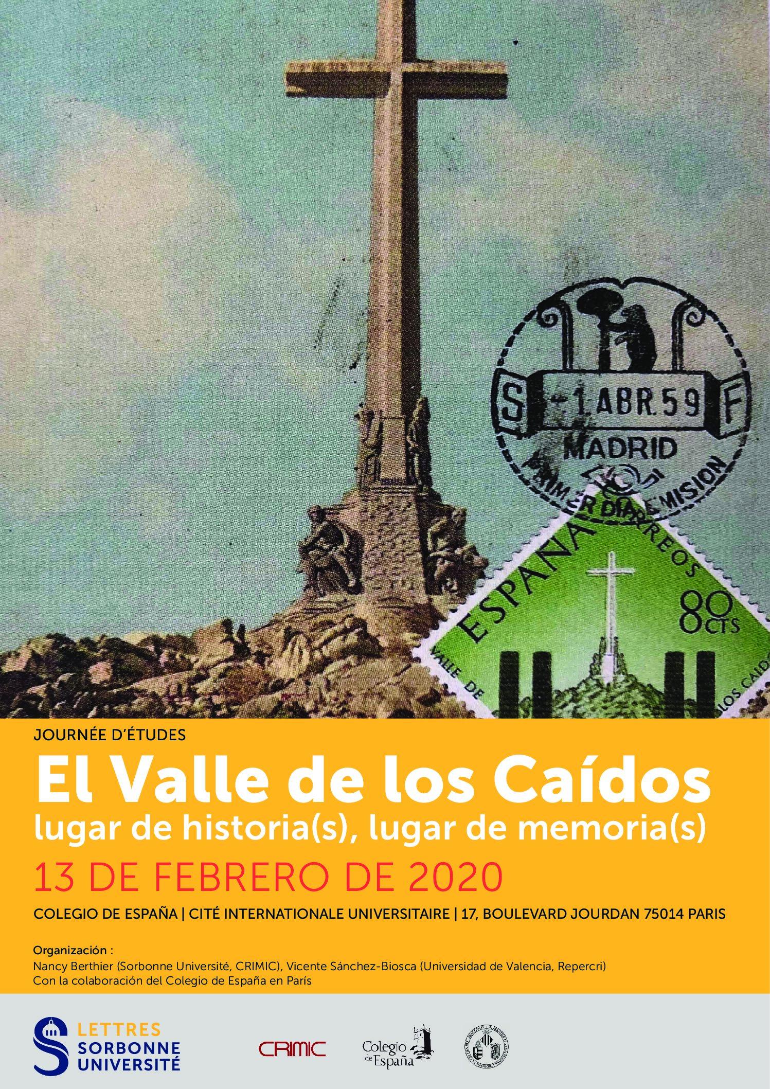 El Valle de los Caídos, lugar de historia(s), lugar de memoria(s)
