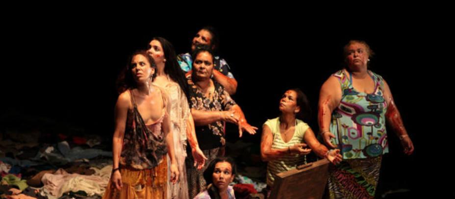 Capitalité et mise en scène du féminin dans le théâtre espagnol contemporain