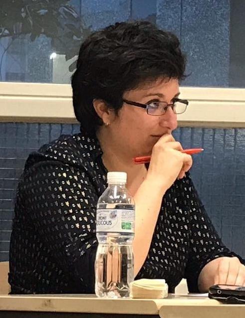 Claire Laguian : «Mouvements à l'œuvre dans la poésie d'Andrés Sánchez Robayna : tradition, traduction et géologie»