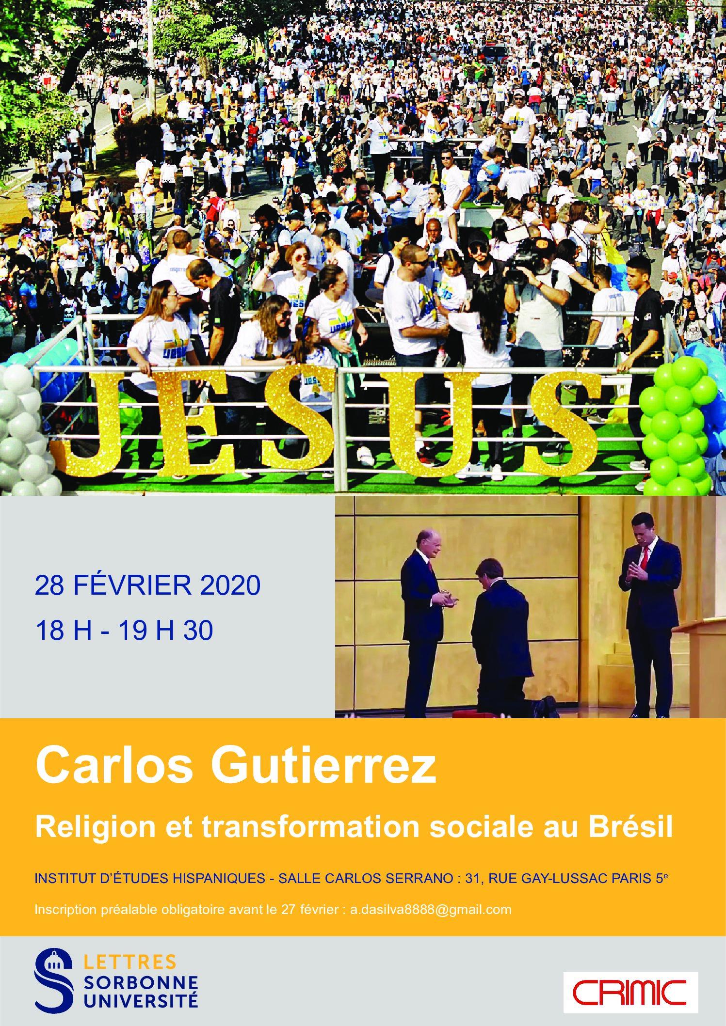Religion et transformation sociale au Brésil