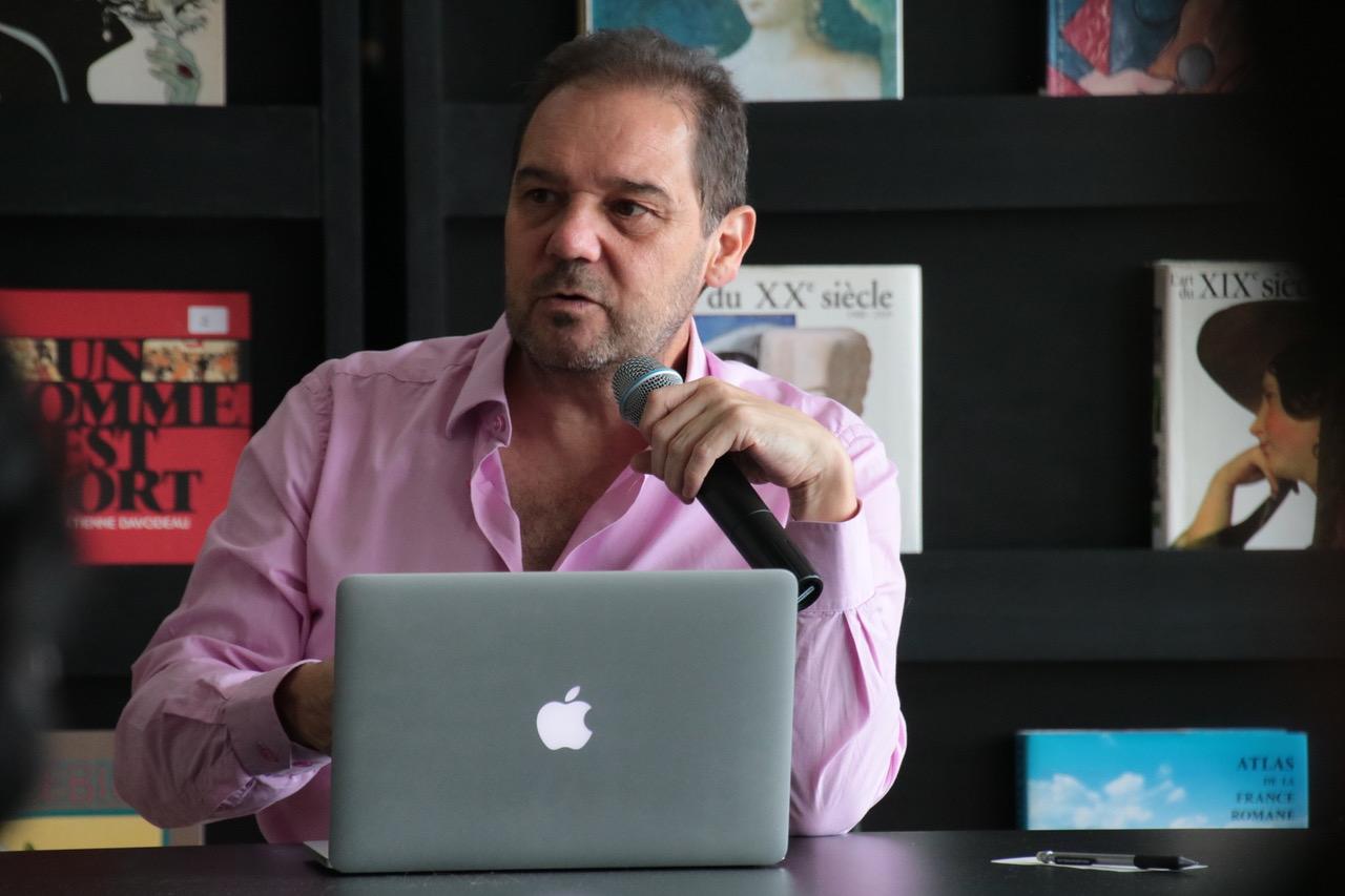 """Cycle """"Le Brésil en questions"""", avec l'historien Laurent Vidal"""