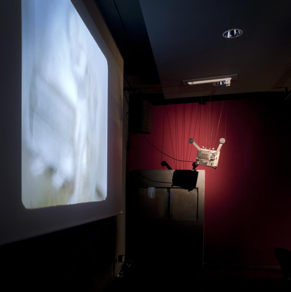 Cinéma et espaces d'exposition: penser la relation
