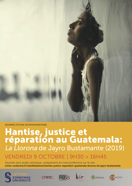 Hantise, justice et réparation au Guatemala : La Llorona de Jayro Bustamante