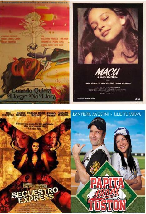 Le cinéma vénézuélien de fiction 1973-2015 : production, genres et publics