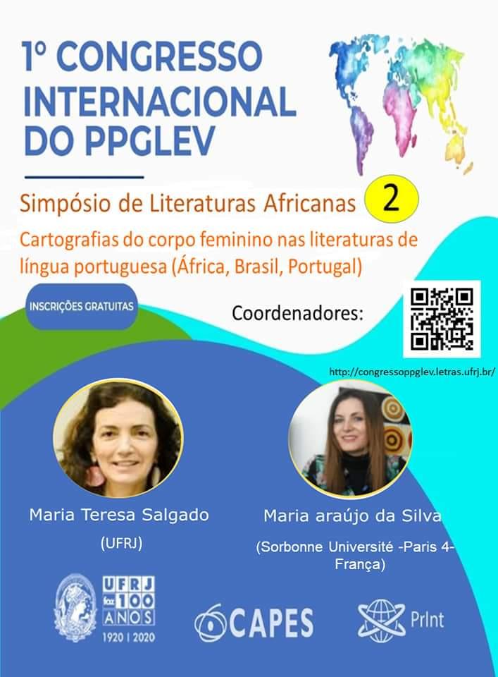 Cartografias do corpo feminino nas literaturas de língua portuguesa