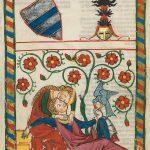 (Universitätsbibliothek Heidelberg, Cod. Pal. germ. 848, Große Heidelberger Liederhandschrift, ca. 1300-1340)