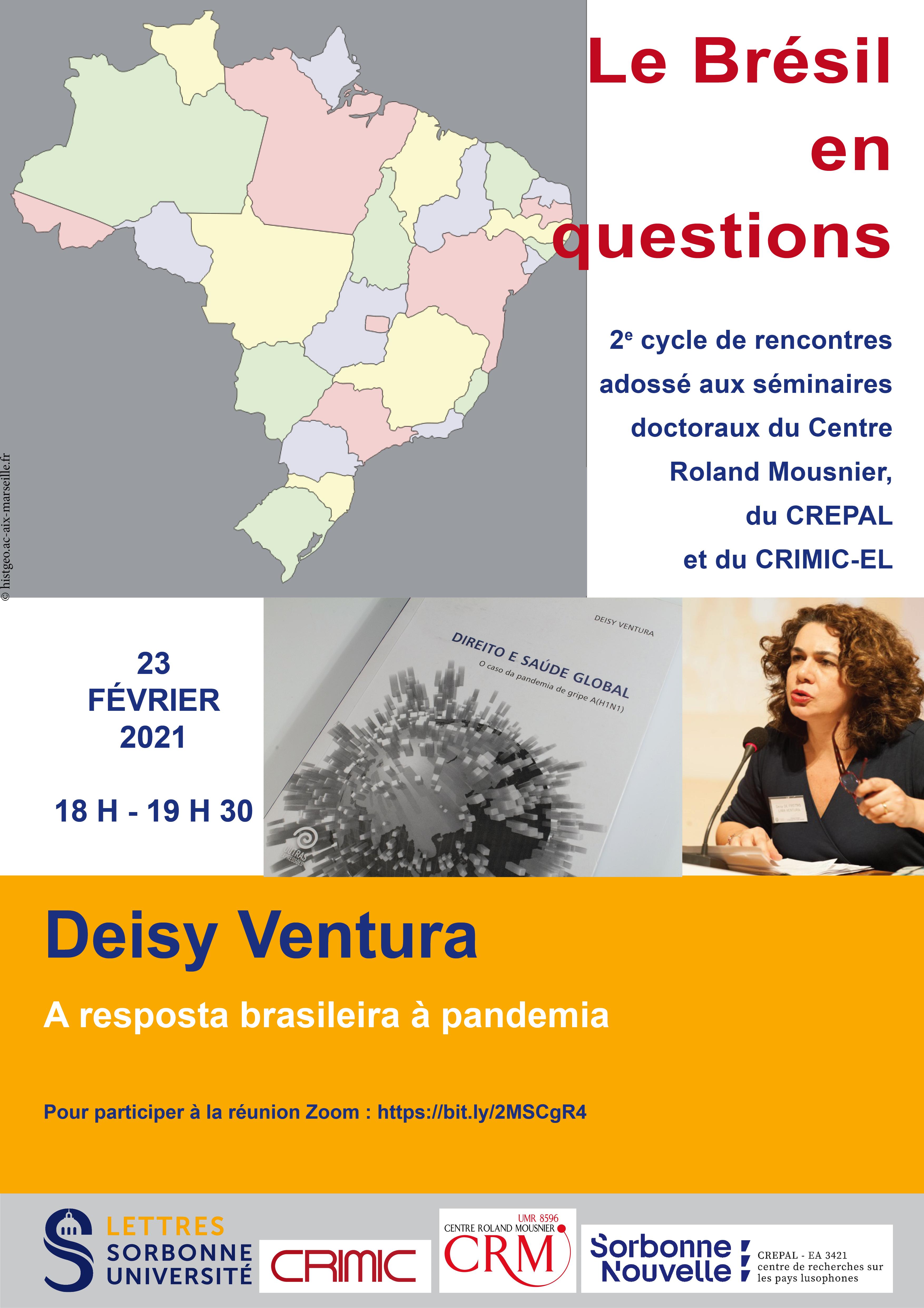 A resposta brasileira à pandemia