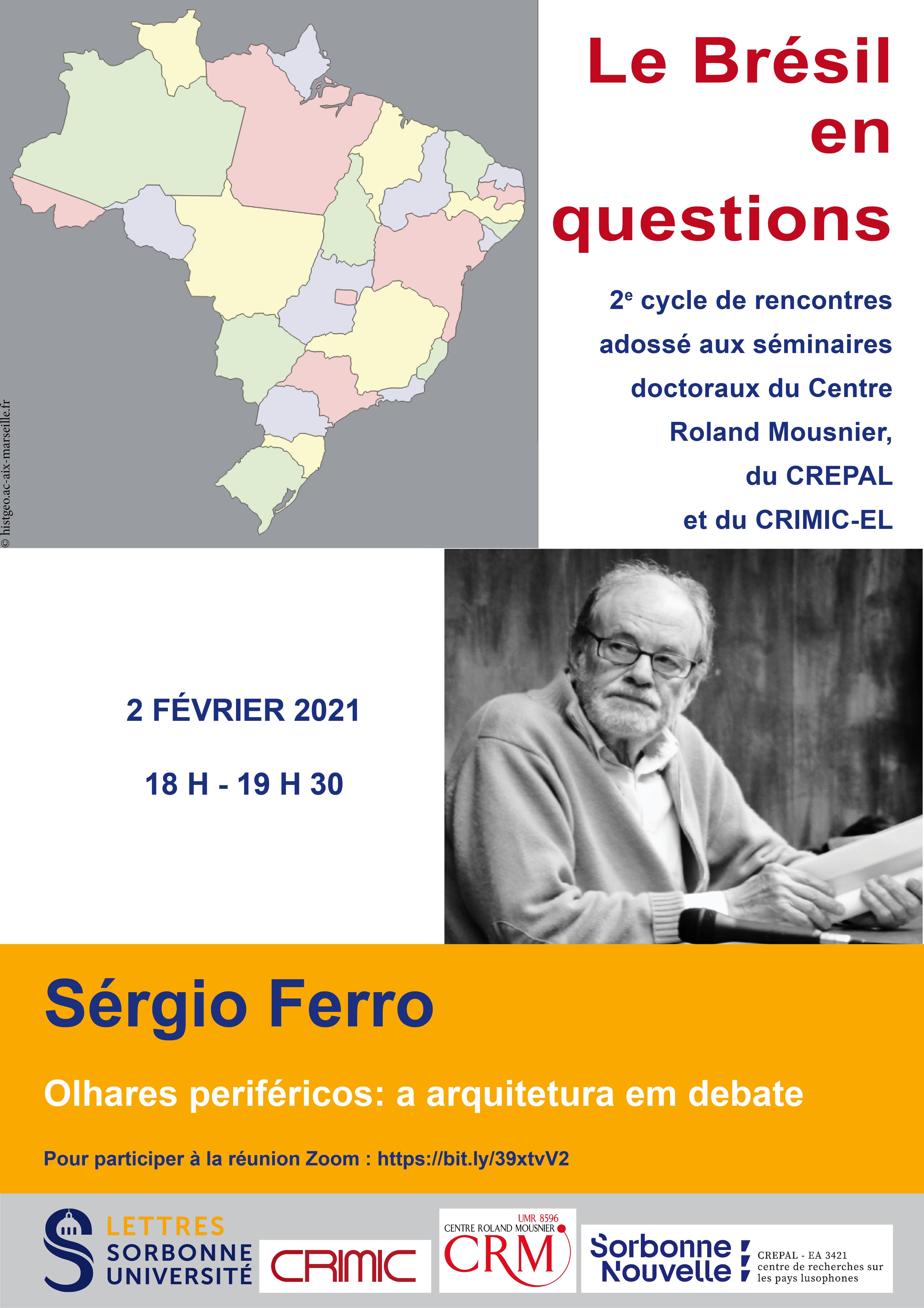 Sérgio Ferro, Olhares periféricos: a arquitetura brasileira em debate