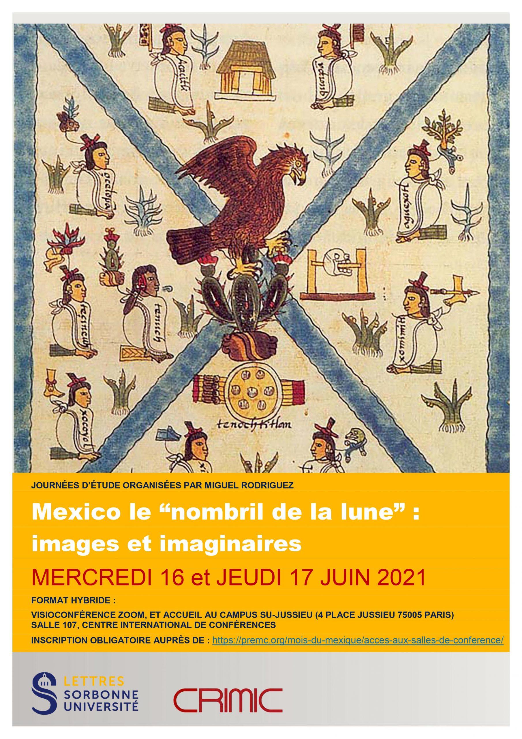 """Mexico le """"nombril de la lune"""" : images et imaginaires"""